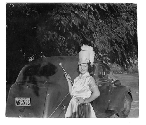 Bette - 1939 Majorette