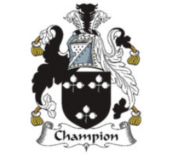 Immigrant Ancestor - Champion Coat of Arms