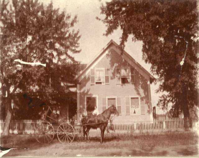 Coleman House, Anoka, MN ca.1900