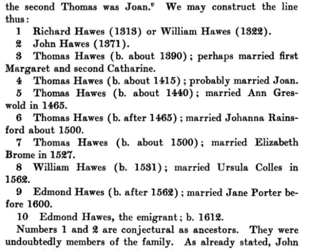 Edmund Hawes Bio 13