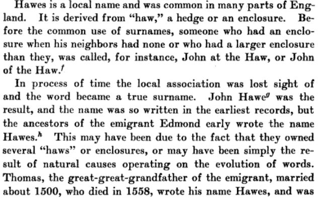 Edmund Hawes Bio 2