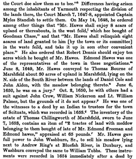 Edmund Hawes Bio 73