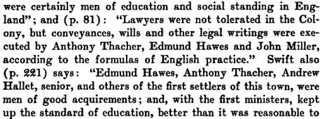 Edmund Hawes Bio 85
