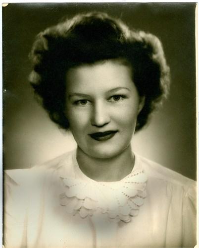 Elizabeth Jean Miner