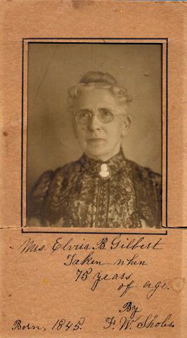 Elvira Coleman Gilbert