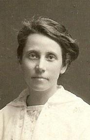 Grace Belle Washburn