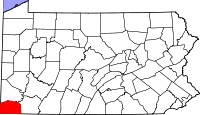 Stephen's sons William and John moved to Greene County, Pennsylvania about 1765