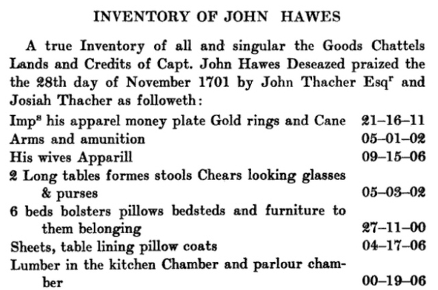John Hawes Bio 19