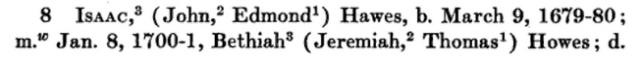 John Hawes Bio 40