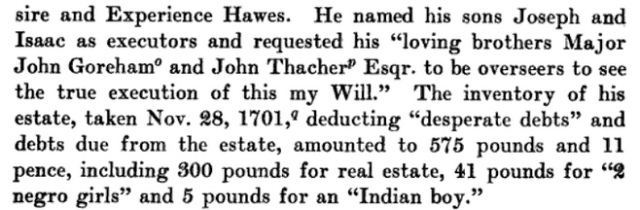 John Hawes Bio 9