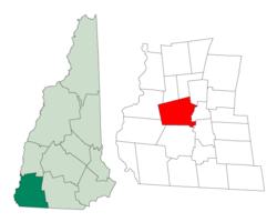 Keene, Cheshire, New Hampshire
