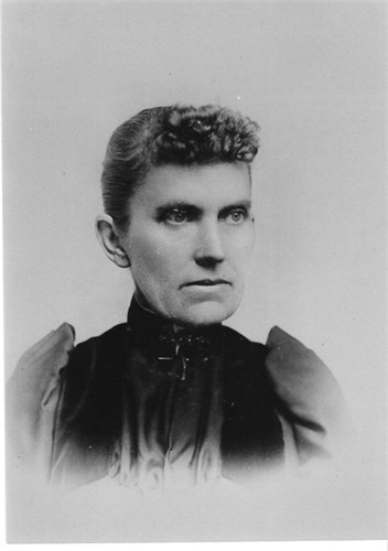 Edith's mother Mary Elizabeth Wiley
