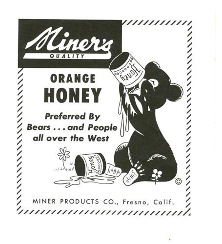Miner's Honey
