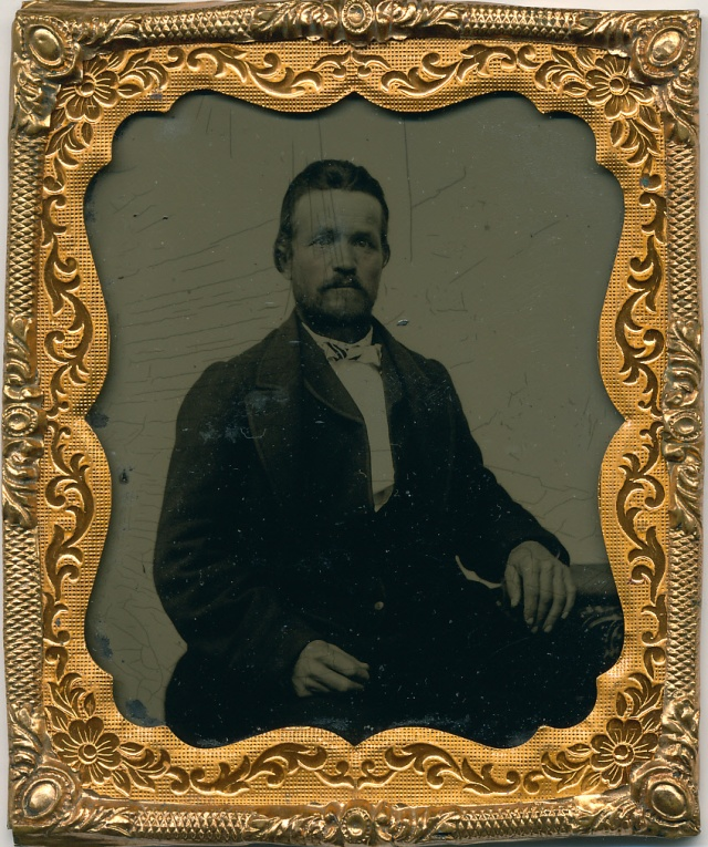 Pvt Virgil H. Webber (1836 - 1862)