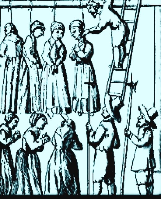 an overview of the infamous salem witch trials in arthur millers the crucible The salem witch trials were a series of hearings before the specter of salem: remembering the witch trials in arthur the crucible — a play which.