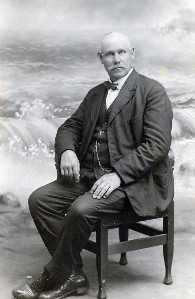 Seth Gilbert