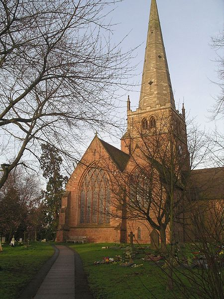 St. Alphege Church, Solihull