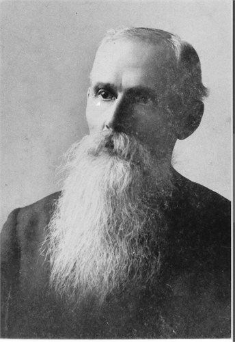 Edith's father Thomas Brewster Palmer