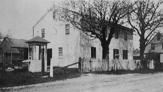 Nathan Bradley Home