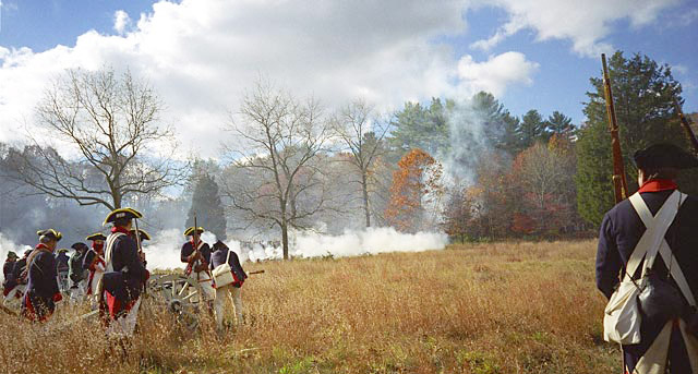 Battle of White Plains - 225th Anniversary Reinactment
