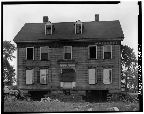 David Dexter House
