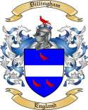 Dillingham - Coat of Arms