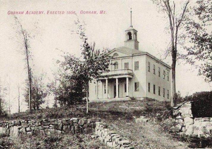 Francis brown ii miner descent for Building a house in maine