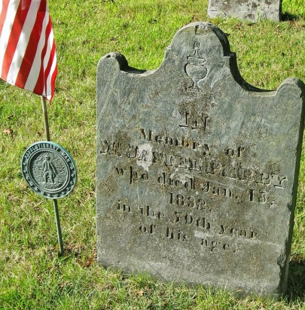 Jasiel Perry Gravestone -- Oak Knoll Cemetery  Rehoboth, Find A Grave memorial# 75857135