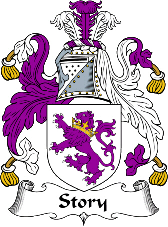 Immigrant Ancestor - Story Coat of Arms