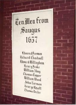Ten Men of Saugus
