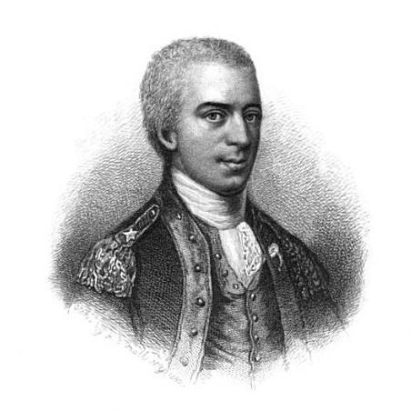 Fitch served under Col. Samuel Blachley Webb