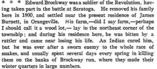 Edward Brockway Bio