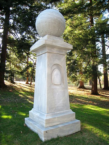 Haystack Monument, Williams College 1806