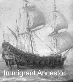 Immigrant Ancestor