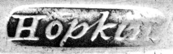 Joseph Hopkins Silver Mark