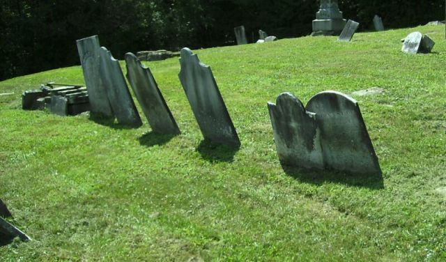 Polley-Johnson-Stow-Hubbard Family Plot