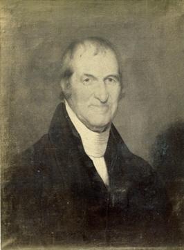 Rev Joseph Lyman