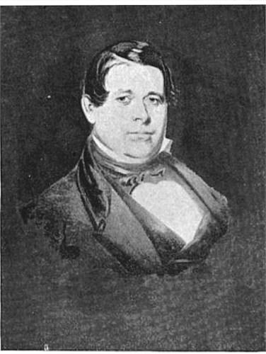 Cicero Simons (1807 - 1853)