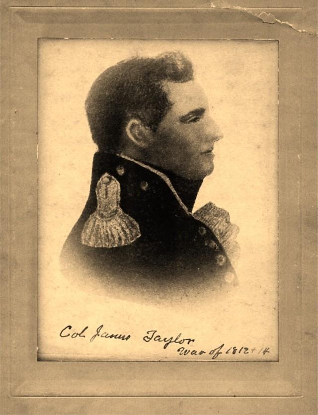 Col. James Taylor