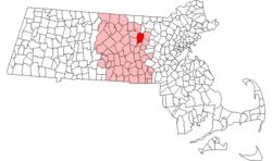 Lancaster, Worcester, Mass