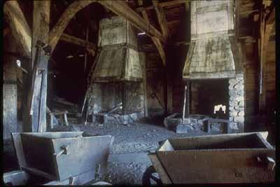 Saugus Iron Works, Saugus, MA