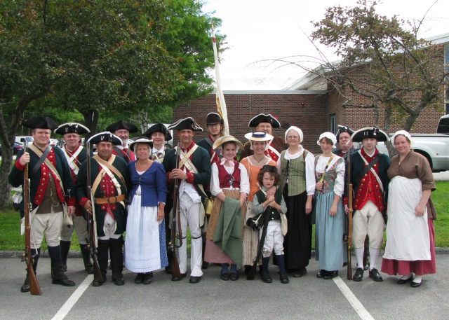 1st Connecticut Reenactors