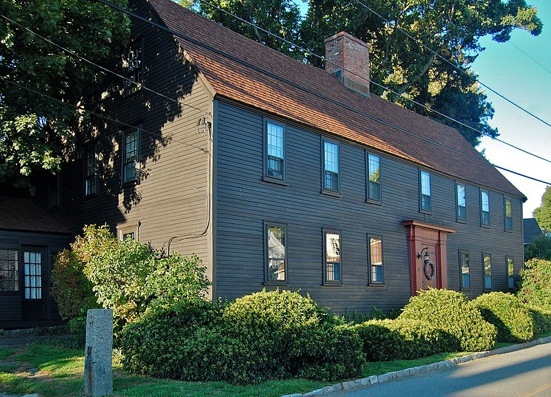 Edward harraden miner descent for Building a house in ma