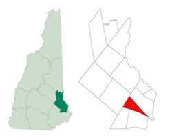 Madbury, Strafford, New Hampshire