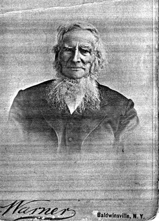 Thaddeous Haynes  (1808 - 1887)