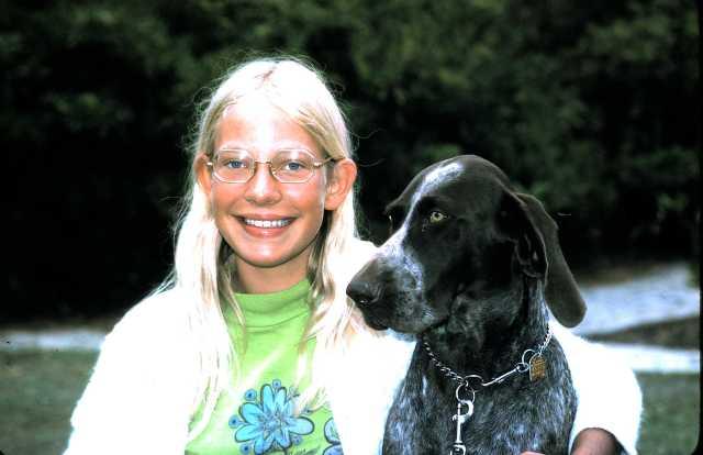 1976 - Rupert and Ellen