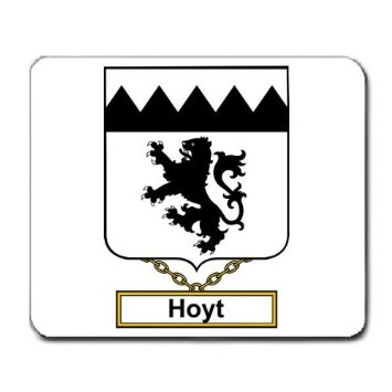 Immigrant Ancestor - Hoyt Coat of Arms