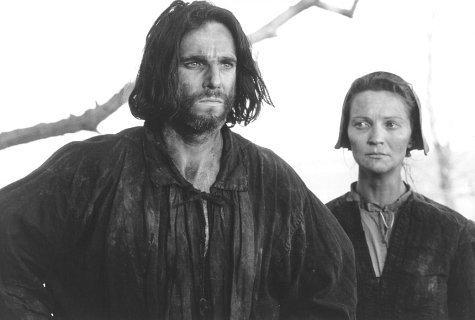 John Proctor Drawing John And Elizabeth Proctor by