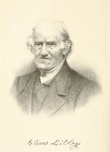 Rev. Elias Libby (1790 - 1871)