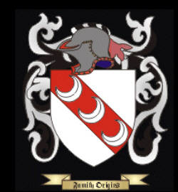 Immigrant Ancestor - Ring Coat of Arms